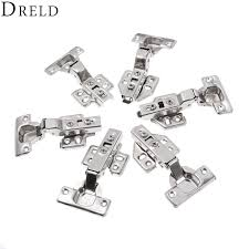soft close hinges for kitchen cabinets dreld 1pc stainless steel door hydraulic hinges damper buffer soft