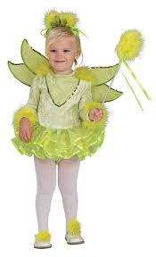 Tinkerbell Halloween Costumes Girls Toddler Tinkerbell Fairy Costume Costumes