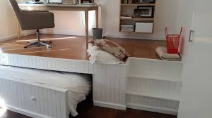Office Desk Bed Slide Out Bed For The Office Make