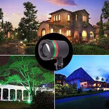 light shower laser led motion projector outdoor