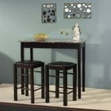 Rectangular Pub Table Set Foter - Hyland counter height dining room table with 4 24 barstools