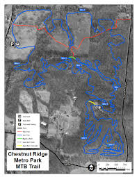 Lancaster Ohio Map by Chestnut Ridge U2014 Combo