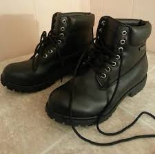 s boots comfort s waterproof cheyenne comfort black lace up ankle boots