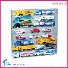 diecast toy vehicle display cases stands ebay 47 toy car display shelves kids toy car park storage shelves ikea