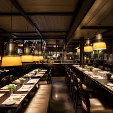 Interior  Interior Design Style Design Restaurant Abu Dhabi - New york interior design style