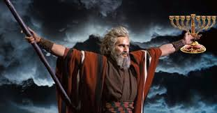 what moses and the first menorah can teach us about fighting