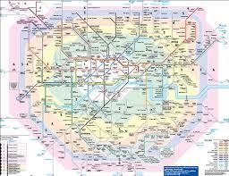 map zones map showing zones