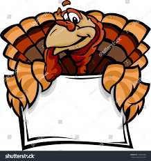 picture of a cartoon turkey for thanksgiving cartoon vector image thanksgiving holiday turkey stock vector