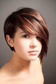 cute easy bob hairstyles with bangs for short straight and fine