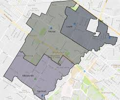San Jose District Map by Menlo Park Schools Siliconvalleymls Com