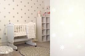 tapisserie chambre bébé papier peint pour chambre bebe papier peint actoiles chambre plans