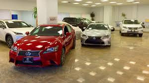 lexus showroom lexus of manhattan