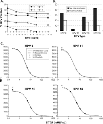 Serum Hpv effect of heat inactivation of serum sles on hpv antibody titers