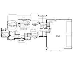 small log house floor plans montana log homes floor plan 34