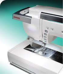 congratulations to janome on the arrival of their new horizon