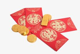 new year coin new year envelopes and coins real new year