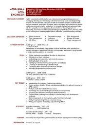 resume samples for engineers best resume example
