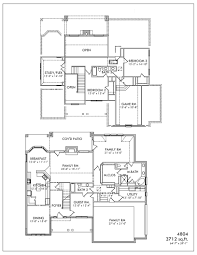 Multi Level Floor Plans Plans And Elevations Chapel