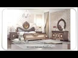 traditional bedroom sets mirrored bedroom furniture youtube