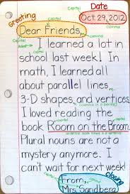writing paper for letters top 25 best friendly letter ideas on pinterest parts of the 2nd grade smarty arties taught by the groovy grandma friendly letter anchor chart