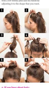 16 genius half bun hacks you need to know about hair style hair
