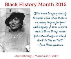 Black History Meme - an intersectional lens on black history month a momsrising blog