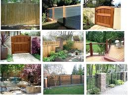 Backyard Privacy Fence Ideas Landscaping Against A Privacy Fence Brilliant Privacy Ideas For