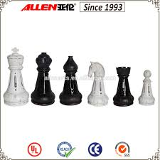 White Chess Set Giant Chess Pieces Giant Chess Pieces Suppliers And Manufacturers