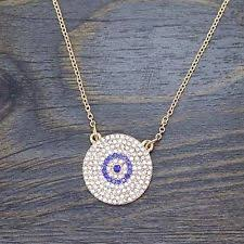 hamsa eye necklace images Evil eye necklace ebay jpg