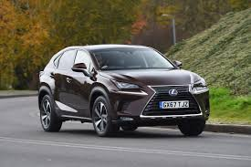 lexus hybrid hatchback lexus nx 300h 2017 facelift review auto express