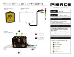 pierce arrow winch diagrams