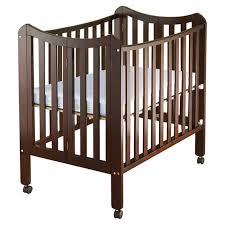 Crib With Mattress Orbelle Tian Folding Portable Crib With Mattress Reviews Wayfair