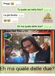 Supa Hot Fire Meme - 25 best memes about supa hot fire dell parody italian
