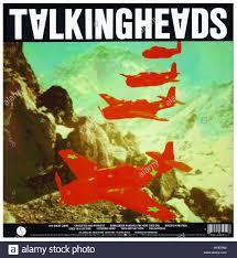 Talking Photo Album Back Cover Of Talking Heads 1980 Album