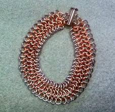 european bracelet chain images Chain maille gallery beaded jewelry diva jpg