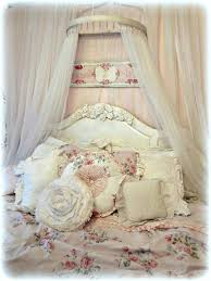 outstanding adults woman bedroom shabby style decoration