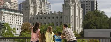 lds conference center in salt lake city temple square