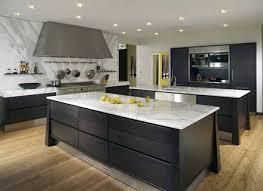 kitchen islands modern black semi custom kitchen cabinet with