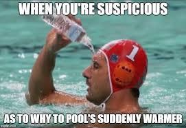 Swimming Pool Meme - pool water imgflip