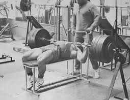 600 Pound Bench Press A Short History Of The Bench Press Metafilter