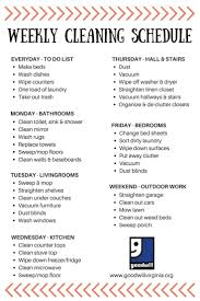best 10 house cleaning checklist ideas on pinterest house