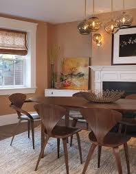 Woven Dining Room Chairs Mismatched Dining Table And Chairs Dining Room Contemporary With