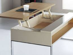 table elevating coffee tables shining elevating top coffee
