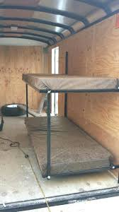 Cargo Bunk Bed Trailer Folding Bed Fold Up Bunks Cing And Cargo Trailers Bunk