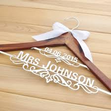 personalized wedding hangers top 10 best personalized wedding hangers