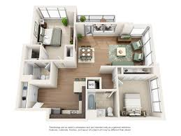 House Plans With Apartment Attached Luxury Apartments In New Brunswick Nj The Aspire