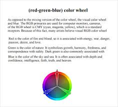 rgb color chart 6 free download for pdf