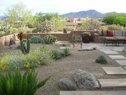 Desert Garden Ideas Pueblosinfronterasus - Desert backyard designs