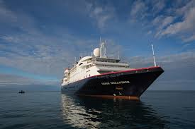 explore remote places with russian cruises silversea