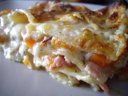 cuisiner du jambon blanc recette lasagnes aux deux jambons 750g